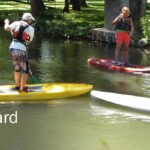 Standup Paddleboard (SUP) training