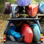 Canoe and kayak trips and events